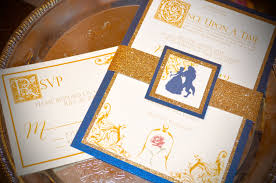 and the beast wedding invitations tale wedding invitations and the beast glitter