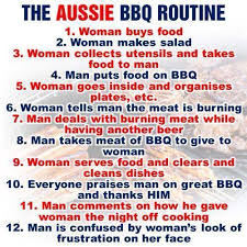 Funny Australia Day Memes - we love this bbq meme we found circling the web this summer