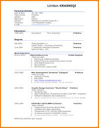 Coaching Resumes 10 Example Of A Good Cv Coaching Resume