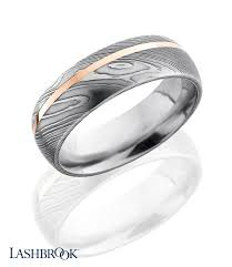 Steel Wedding Rings by 81 Best Damascus Steel Wedding Rings Images On Pinterest