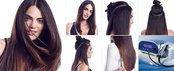 Hair Extension Lenghts by How To Get The Look Extensions Step By Step