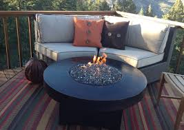 fire pit magnificent deck gas fire pit design modern patio wood