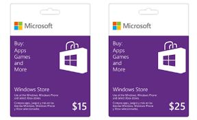 gift cards apps microsoft now offering gift cards for windows 8 1 and windows phone