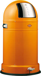 Orange Kitchen Accessories by 49 Best Wesco Waste Bins Images On Pinterest Stainless Steel