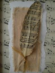 Music Note Decor Easy To Make Romantic Sheet Music Decorating Projects Diy Vintage