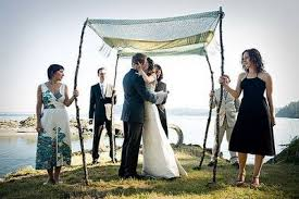 chuppah poles what is a chuppah ribbon box events