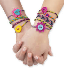 craft bracelet images Melissa doug on the go friendship bracelet craft set jpg