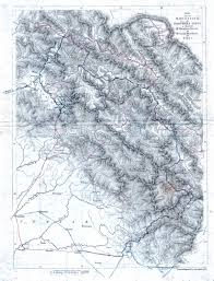 Map Of Northern India by 1854 Sketches Of India Tibet And Kashmir By Shipley Mcadd Pahar