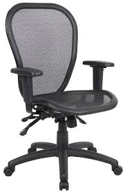 boss multi function mesh back chair b6018