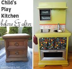 play kitchen from furniture diy play kitchen hometalk