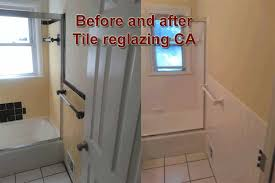 Bathroom Tile Refinishing by Ce Bathtub Refinishing San Diego Bathtub U0026 Tile Refinishing And