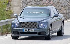bentley jeep facelifted bentley mulsanne coming to geneva show next year
