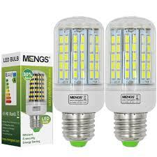 Light Led Bulb by 2pcs E27 15w Led Corn Light 96x 5730 Smd Leds Led Bulb Lamp In