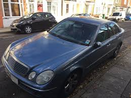 used mercedes benz e class avantgarde 2 7 cars for sale motors co uk