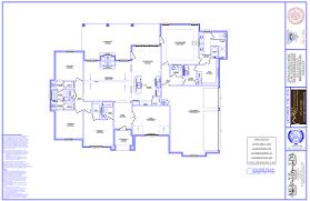 single family home floor plans 830 davenport agc custom homes