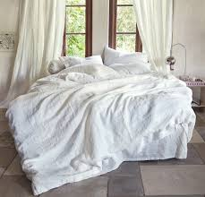 king bed makeover rough linen bed set 100 linen bedding