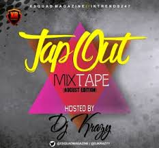 tap out mp3 xsquad magazine tapout mixtape aug ed hosted by dj krazy