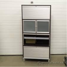 Ikea Effektiv File Cabinet Ikea Effektiv Espresso 3 Compartment Roll Front File Cabinet