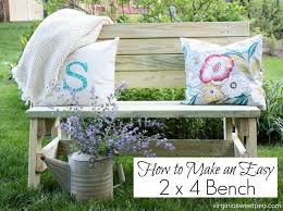 How To Make An Outside Bench Best 25 2x4 Bench Ideas On Pinterest Diy Wood Bench Bench And
