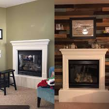 reclaimed wood fireplace mantel reclaimed wood it would be easy