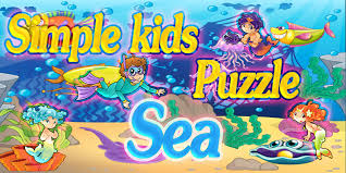 simple kids puzzle sea unity source code kids game templates