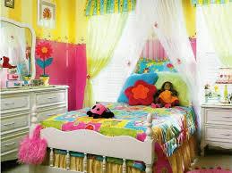 kids room colorful kids bedroom decoration have colorful bed