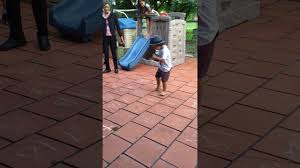 3 year old dancing like michael jackson in backyard youtube