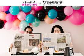wedding registry new york this is our idea of a anniversary party a practical wedding