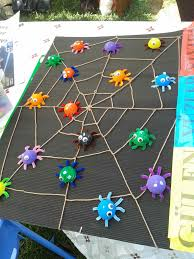 spider craft idea for kids crafts and worksheets for preschool