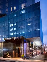 Soho Nyc Map Trump Soho Nyc U2014 Jet Luxury Resorts