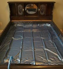 Best Waterbeds Of Old Images On Pinterest Waterbed Bedroom - Waterbed bunk beds