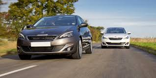 peugeot company car peugeot 308 review carwow