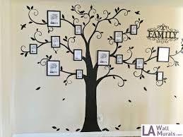 family tree wall mural gardens and landscapings decoration custom wall art mural examples la wall murals custom wall art family tree mural