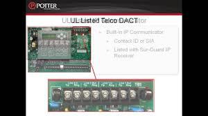 pfc 6006 sprinkler monitoring panel youtube