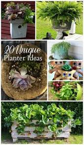 Upcycled Garden Decor Fun And Unique Upcycled Garden Decor Ideas Gardens Upcycled