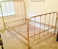 metal bed frame queen size full macys near me coccinelleshow com