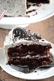 chocolate cookies and cream cake recipe chocolate cake