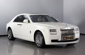 phantom ghost car rolls royce ghost wedding car hire in london available in grey