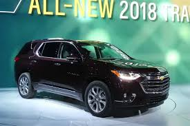 chevrolet traverse 7 seater new chevrolet traverse 2018 2019 the big american crossover cars