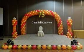 Sports Decorations City Sports Club Cebu Cebu Balloons And Party Supplies