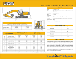 buy jcb js205lc tracked excavator in india jcb heavy machinery
