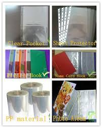 photo album sleeves photo album sleeves 4 6 pocket buy 1 pocket photo album inside