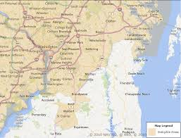 prince georges county map georges county maryland usda eligibility