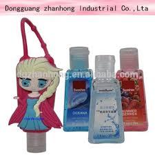 thai triangle cushion 3d mini hand sanitizer perfume bottle holder