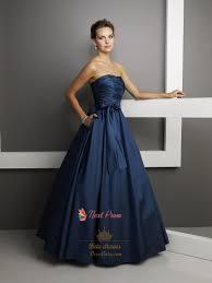 cheap strapless dark navy blue prom dresses 2016 long uk next