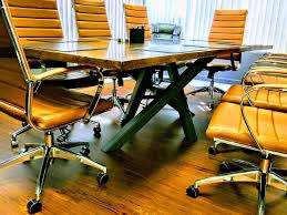 4 X 8 Conference Table Kern Metal Craft 4 X8 Conference Table 3 Square Legs With