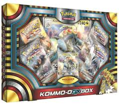 kommo o gx collection box sealed products tins