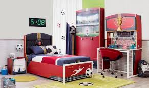 buy football themed bedroom series in rajkot india from bello interio