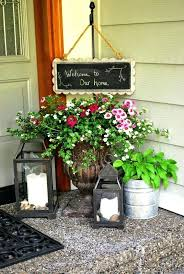 front door plants gallery doors design ideas