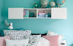 What Colour Goes With Teal For A Bedroom Ikea Ideas